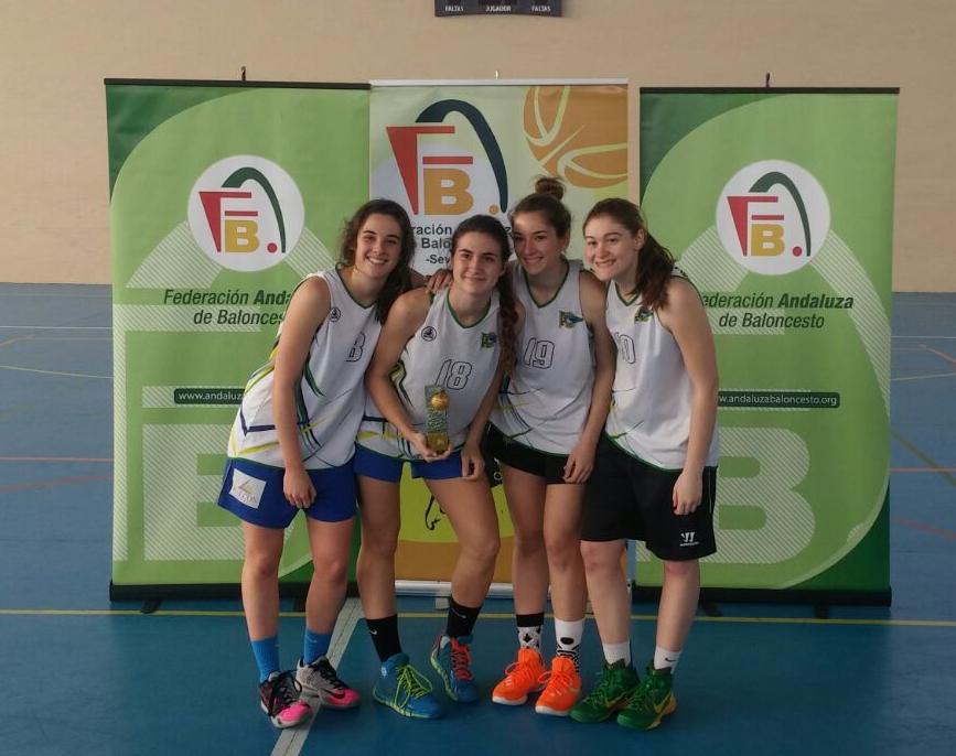 El provincial 3x3 j nior de baloncesto para el club for Gimnasio umbrete