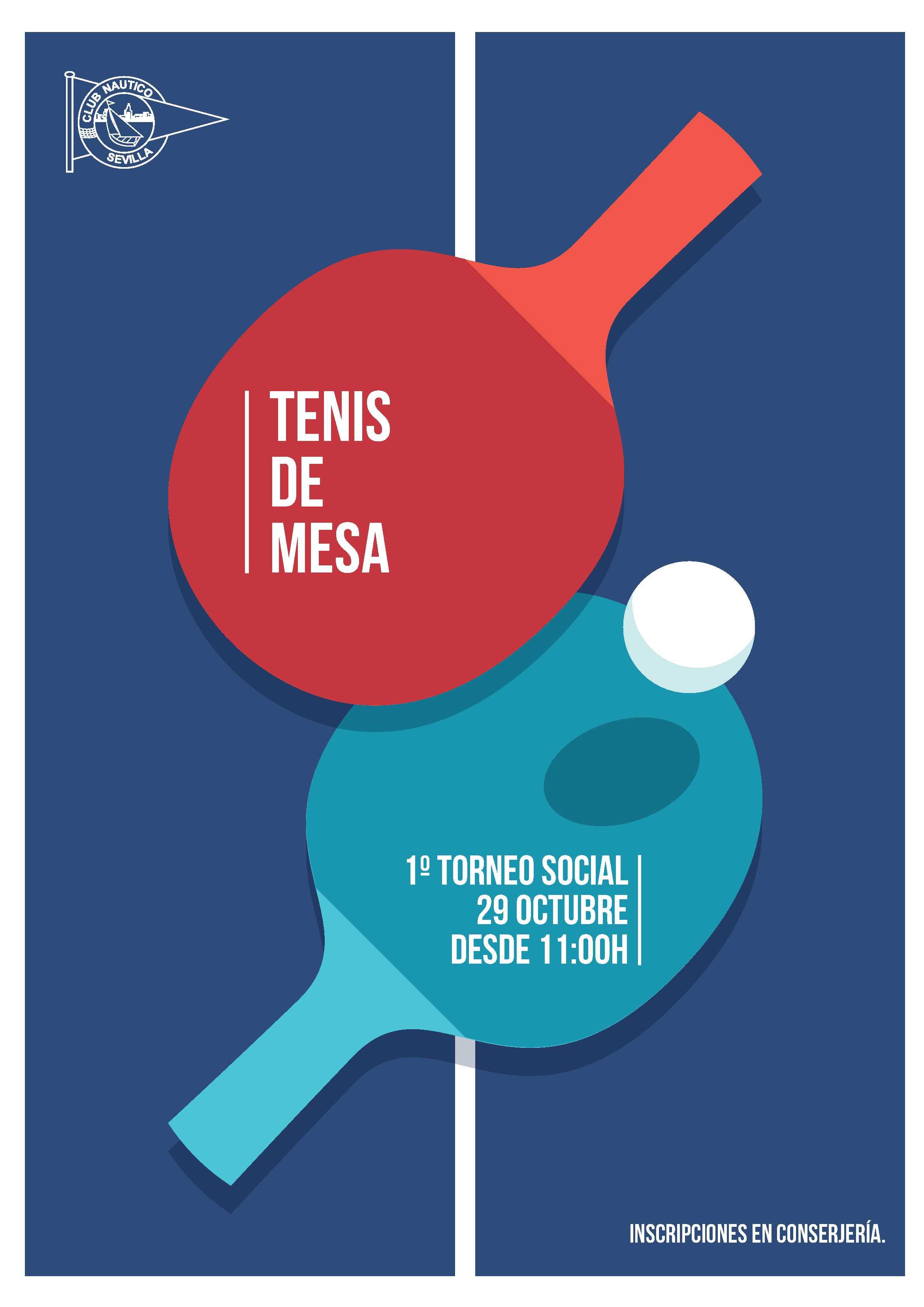 I torneo social de tenis de mesa club n utico sevilla - Torneo tenis de mesa ...